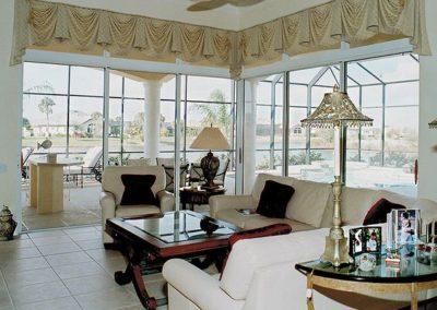 Family Room – Top Treatments