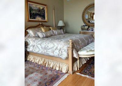 Master Bedroom – Dust Skirt
