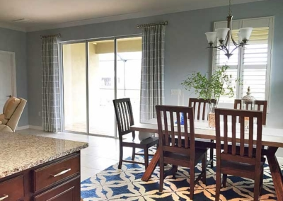 Great Room Slider – Stationary Panels