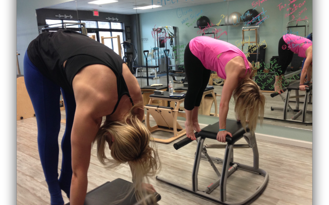 September Pilates Chair Challenge