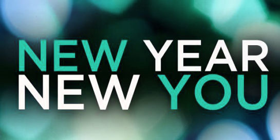 New Year…. New You!